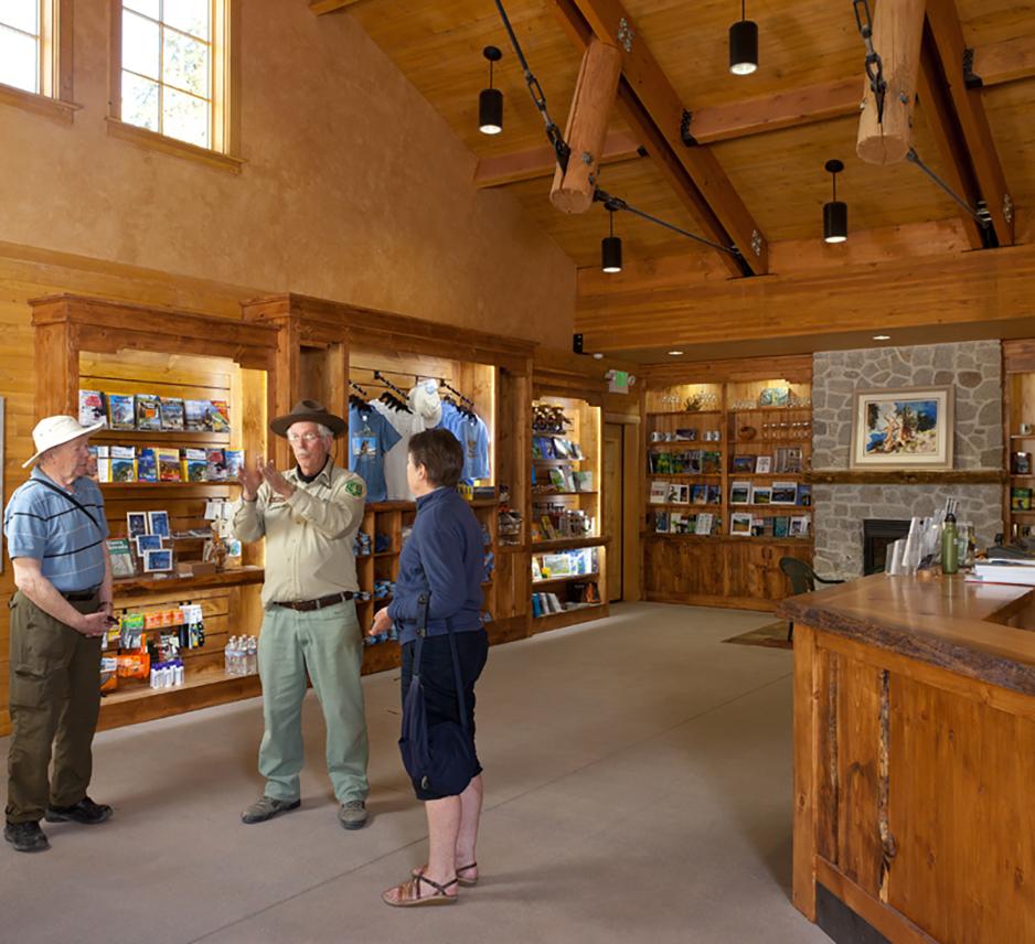 Schulman Grove Visitor Center
