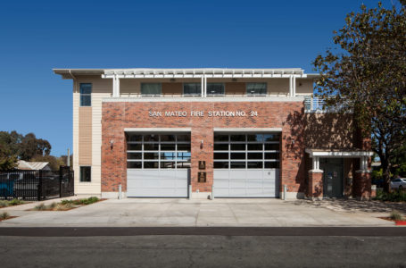 San Mateo Fire Station No. 24