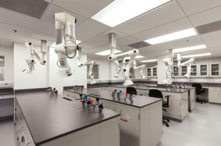 Peralta Oaks Sheriff's Forensic Facilities and Public Health Labs