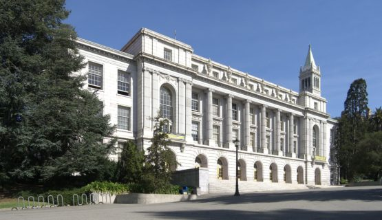 UC Berkeley Wheeler Hall