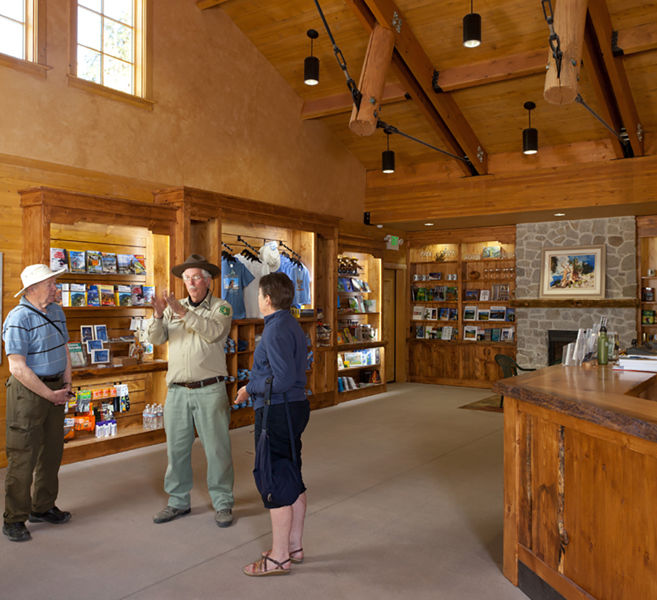 Bristlecone Visitor Center