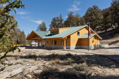 Schulman Grove Visitor Center