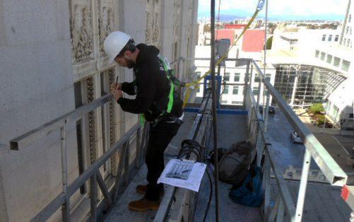 oakland city hall facade assessment - shah kawasaki
