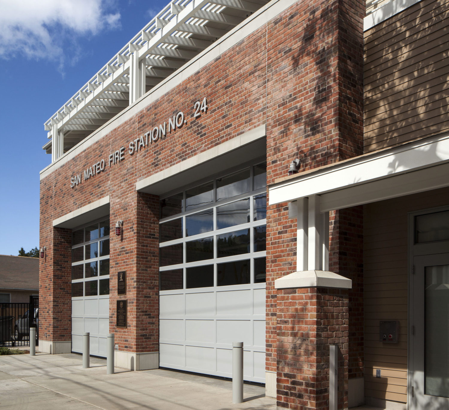 San Mateo Fire Station No. 24