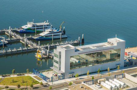 WETA Central Bay Operations and Maintenance Facility