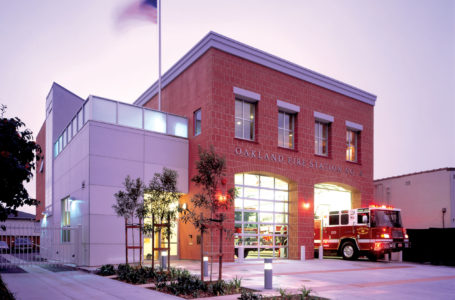 Oakland Fire Station No. 8