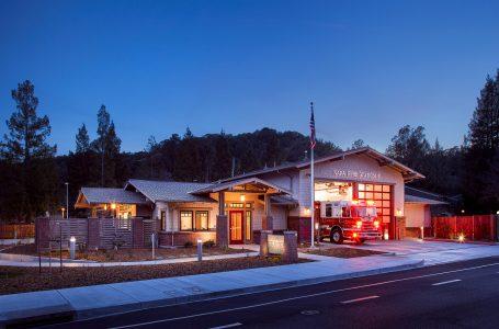 Napa Fire Station No. 5